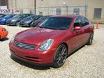 2004 Infiniti G35  w/Leather 4dr AWD 4 Door Sedan in Edmonton, Alberta