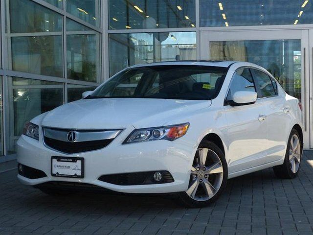 2014 ACURA ILX Tech at in Vancouver, British Columbia