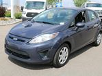 2013 Ford Fiesta SE, 1.6L I4, Hatchback, Moonroof, Heated Seats, Blind Spot in Edmonton, Alberta