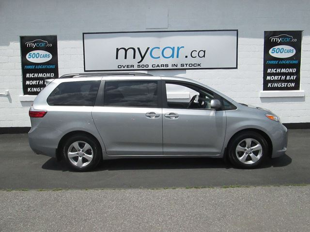 2016 Toyota Sienna LE 8 Passenger 8 PASSENGER! HEATED SEATS, BACK UP CAM!!! in North Bay, Ontario