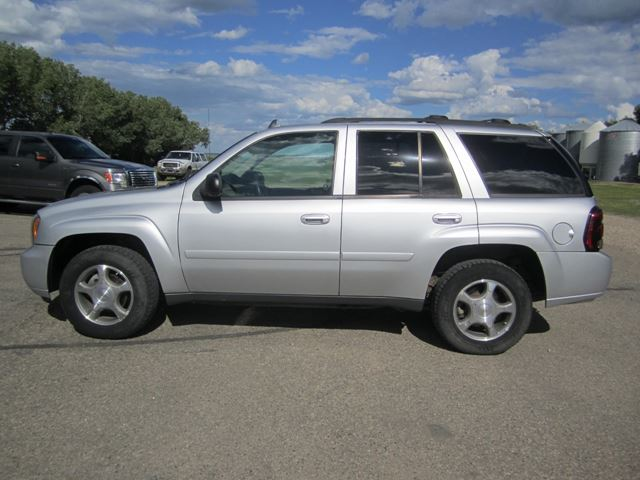 2009 Chevrolet TrailBlazer LT1 in Melfort, Saskatchewan