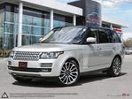 2017 Land Rover Range Rover 5.0L V8 Supercharged Autobiography in Mississauga, Ontario