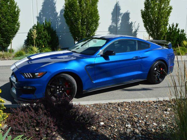 2018 Ford Mustang SHELBY GT350 2dr RWD Fastback in Kamloops, British Columbia