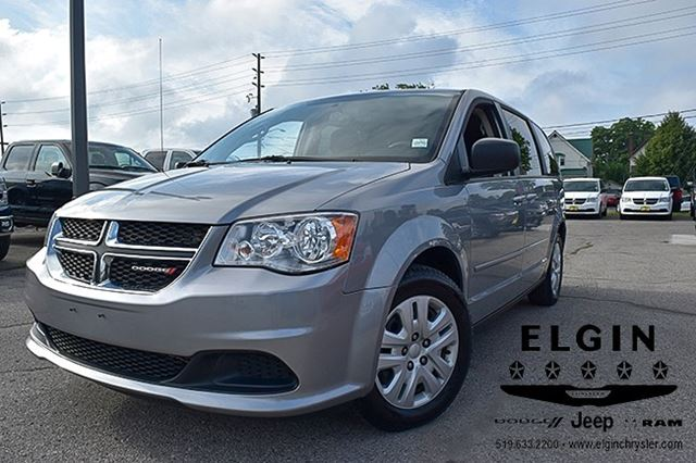 2014 Dodge Grand Caravan SE/SXT in St Thomas, Ontario