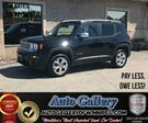 2017 Jeep Renegade Limited *Nav/Roof in Winnipeg, Manitoba