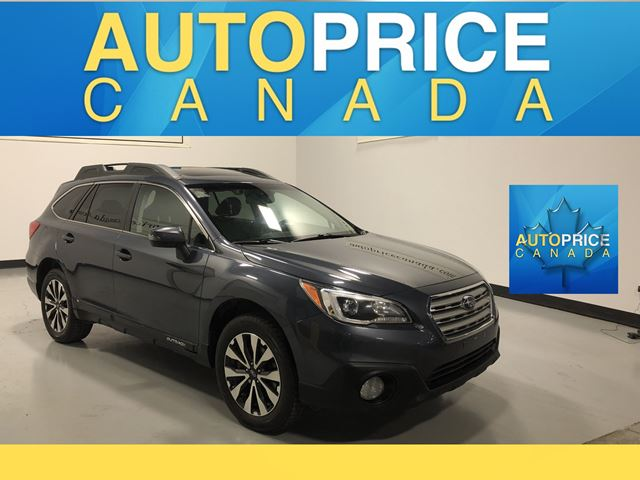 2015 SUBARU Outback 2.5i Limited Package NAVIGATION|EYE SIGHT|LEATHER in Mississauga, Ontario