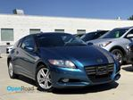 2011 Honda CR-Z M/T Hybrid Cpe Local Bluetooth AUX Cruise Contr in Port Moody, British Columbia