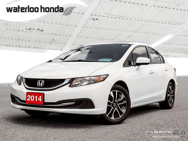 2014 HONDA Civic EX Bluetooth, Back Up Camera, Heated Seats and more! in Waterloo, Ontario