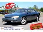 1996 Lexus ES 300 V6 LEATHER SUNROOF HTD SEATS PWR GRP ALLOYS in Ottawa, Ontario