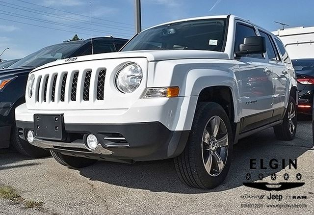 2016 Jeep Patriot Sport/North in St Thomas, Ontario
