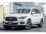 2018 Infiniti QX60 Premium Package! 360 Cam! Navi! Remote Start! in Mississauga, Ontario