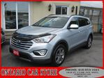 2013 Hyundai Santa Fe XL AWD !!!1 OWNER NO ACCIDENTS!!! in Toronto, Ontario