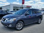 2014 Nissan Pathfinder 4x4 w/3rd row seating,climate control,push button start,cruise,remote start in Cambridge, Ontario