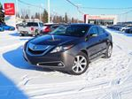 2011 Acura ZDX Tech Package * IMMACULATE, ACCIDENT FREE, LOW KM'S in Edmonton, Alberta