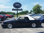 1987 Ford Mustang GT in Rockland, Ontario