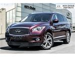 2014 Infiniti QX60 Tech! DVD! 360 Cam! Bose! Navi! Top of line! in Mississauga, Ontario