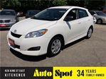 2011 Toyota Matrix PRICED FOR A QUICK SALE! in Kitchener, Ontario