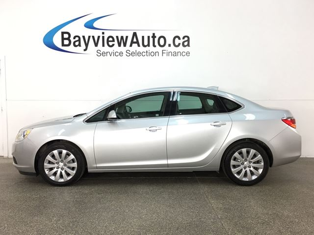 2015 BUICK Verano Base - ALLOYS! REM START! LTHR TRIM! REVERSE CAM! in Belleville, Ontario