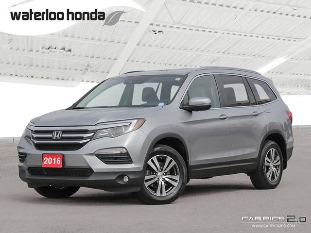 2016 HONDA PILOT EX-L Navi Bluetooth, Back Up Camera, Navigation, and More! in Waterloo, Ontario