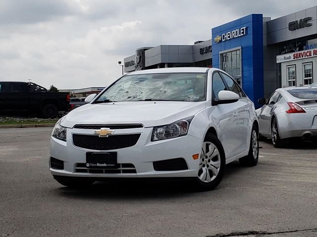2014 CHEVROLET CRUZE 1LT 1LT, Rear Camera, Mylink, One Owner, No Accidents in Newmarket, Ontario