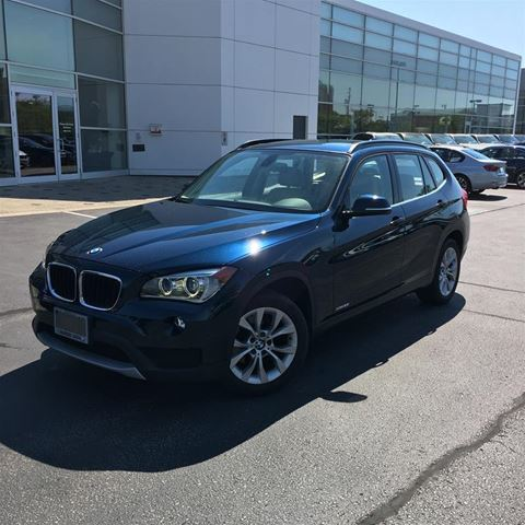 2013 BMW X1 XDrive28i Blue For 19990 In Oakville