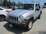 2006 Jeep Liberty 'GREAT VALUE' POWER EQUIPPED 5 PASSENGER 3.7L - in Bradford, Ontario