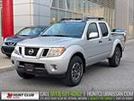 2018 Nissan Frontier PRO-4X Crew Cab   Navigation, Leather, Sunroof in Ottawa, Ontario