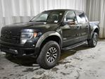 2013 Ford F-150 SVT Raptor 4x4 Crew Cab Pickup 145.2 in. WB in Red Deer, Alberta