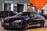 2016 BMW 4 Series 435i xDrive Driver Asst.Pkg Sunroof Backup_Cam Sat 19Alloys in Thornhill, Ontario