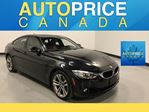 2015 BMW 428i xDrive Gran Coupe MOONROOF|NAVIGATION|LEATHER in Mississauga, Ontario