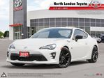 2017 Toyota 86 Special Edition One Owner, Sold and Serviced by North London Toyota, No Accidents in London, Ontario