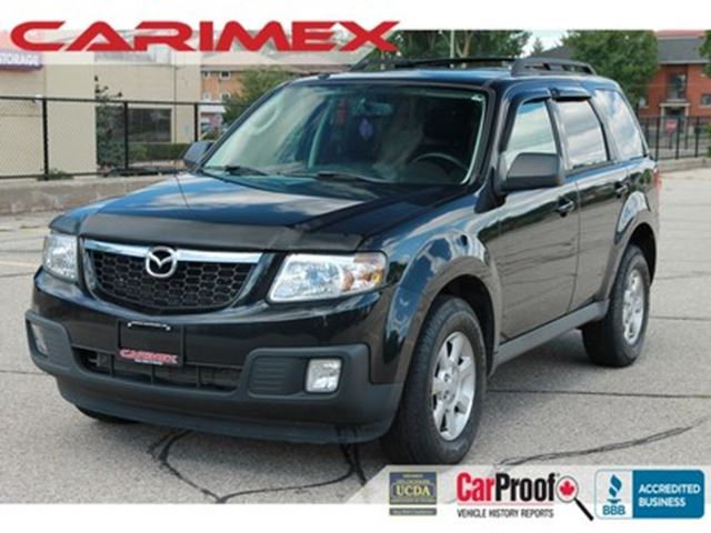 2011 Mazda Tribute GS V6 4x4 Leather CERTIFIED - Kitchener, Ontario ...