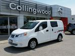 2015 Nissan NV SV TECH PKG *OFF LEASE* in Collingwood, Ontario