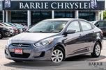 2016 Hyundai Accent ***L MODEL*** in Barrie, Ontario