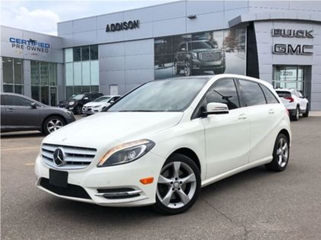 2014 MERCEDES-BENZ B-Class Sports Tourer GPS Panoramic sunroof in Mississauga, Ontario