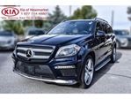 2015 Mercedes-Benz GL-Class GL350 Bluetec 4matic in Newmarket, Ontario