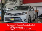 2018 Toyota Sienna XLE AWD LTD PACKAGE 7 PASSENGER in Whitby, Ontario