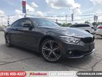 2014 BMW 428i i xDrive   LEATHER   ROOF   CAM   CLEEEEAN in London, Ontario
