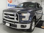 2015 Ford F-150 XLT 4x4 with keyless entry and an extra seat for the extra special person in Edmonton, Alberta