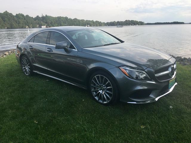 2016 MERCEDES-BENZ CLS550 CLS 550 4 matic  Only 48500 km in Perth, Ontario