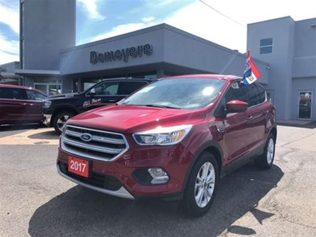 2017 Ford Escape SE/ONE OWNER/AWD/ in Simcoe, Ontario