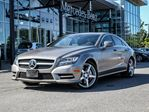 2014 Mercedes-Benz CLS550 4MATIC Coupe in Ottawa, Ontario