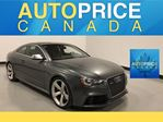 2015 Audi RS5 4.2 NAVIGATION|PANOROOF|LEATHER in Mississauga, Ontario