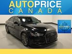 2016 Audi A6 3.0T Technik S-LINE|NAVIGATION|360 CAM in Mississauga, Ontario