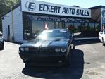 2009 Dodge Challenger SRT8  6.1L MANUAL WITH NAV / SUNROOF in Barrie, Ontario
