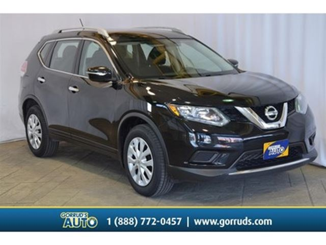 2014 NISSAN Rogue S/FWD/BACKUP CAMERA/BLUETOOTH in Milton, Ontario
