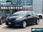 2012 Toyota Yaris LE / AIR CONDITIONING / HATCH / LOW LOW LOW KMS!!! in Toronto, Ontario