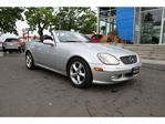 2001 Mercedes-Benz SLK-Class Low KM, Power Hard-Top in Victoria, British Columbia