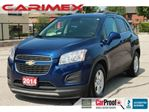 2014 Chevrolet Trax 2LT Bluetooth   Back-Up Camera   CERTIFIED in Kitchener, Ontario