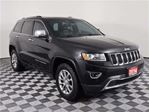 2014 Jeep Grand Cherokee LIMITED/SUNROOF/LEATHER/HEATED SEATS AND STEERING in Huntsville, Ontario